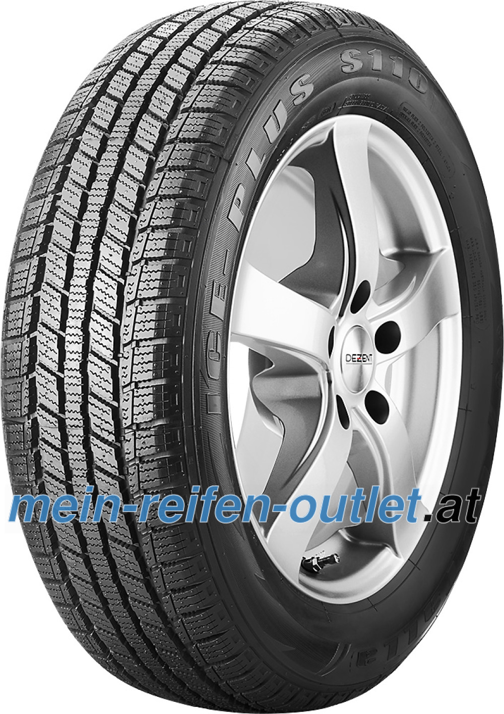 Rotalla Ice-Plus S110 ( 165/65 R14 79T )