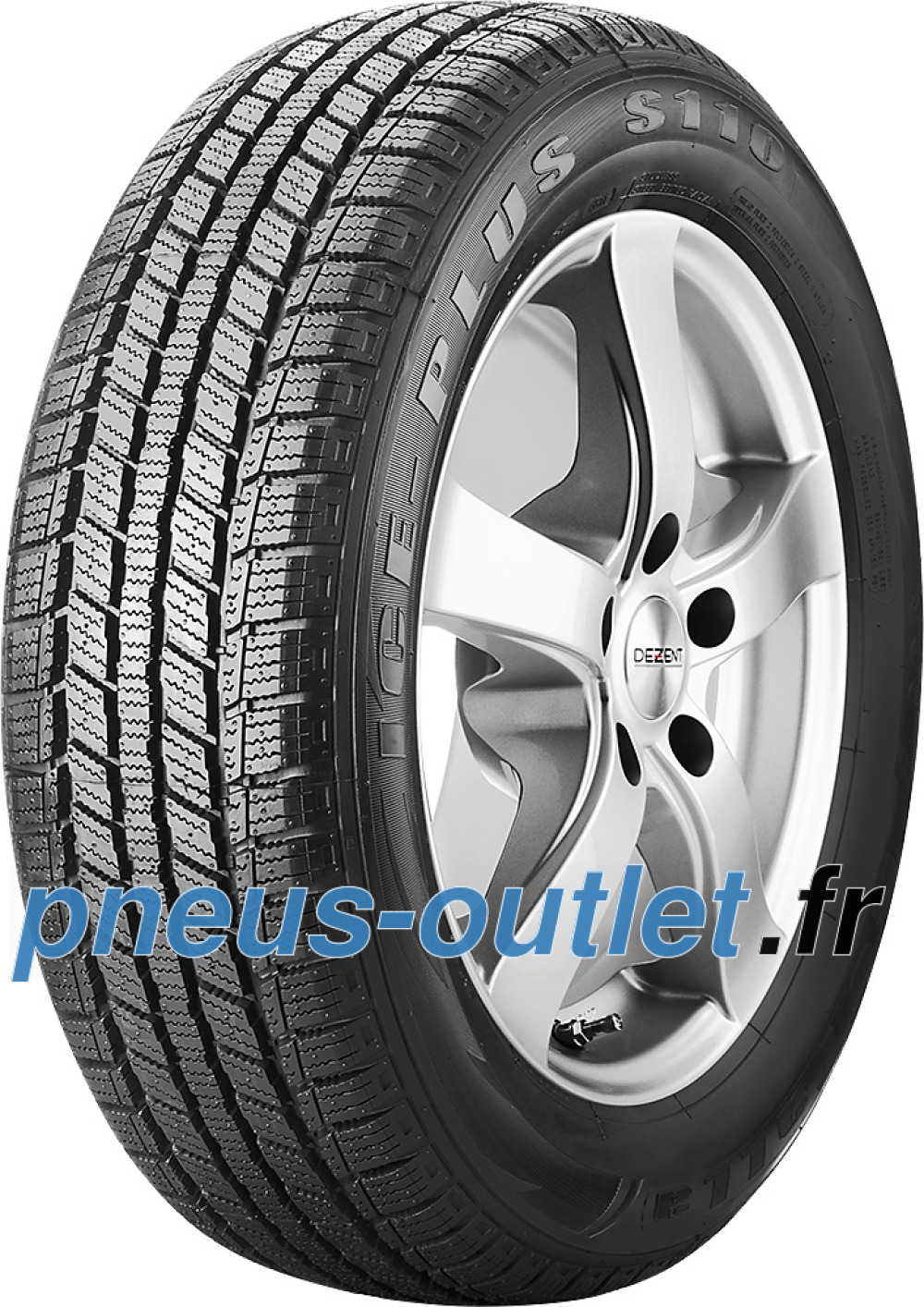 Rotalla Ice-Plus S110 ( 195/55 R15 85H )
