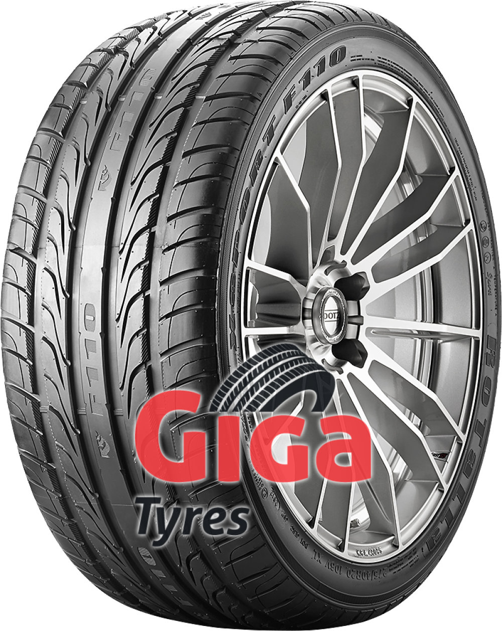 Rotalla XSport F110 ( 275/40 R20 106V XL with rim protection (MFS) )