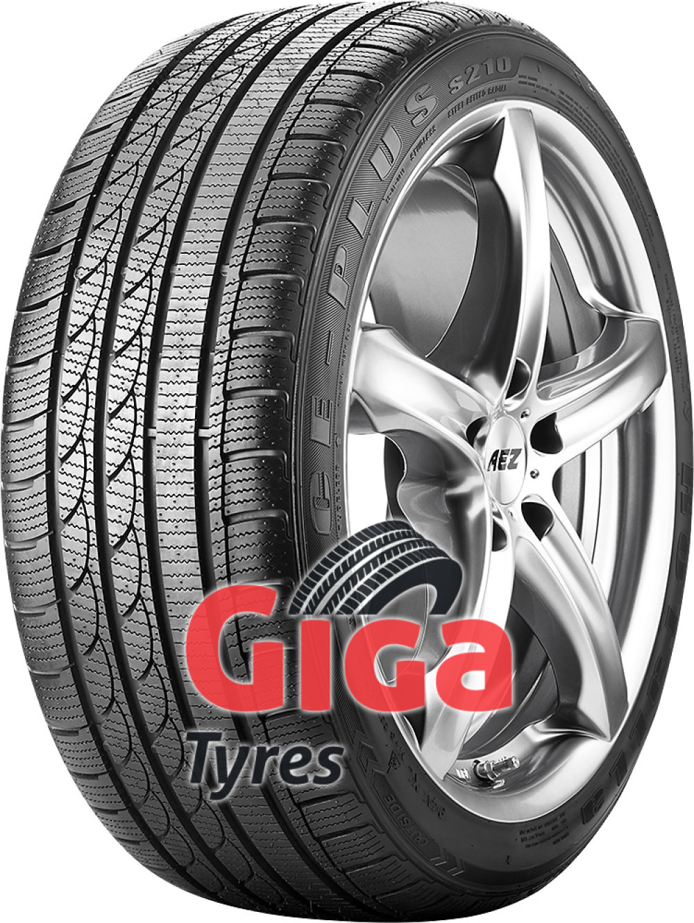 Rotalla Snowpower 2 S210 ( 245/45 R18 100V XL , with rim protection (MFS) )