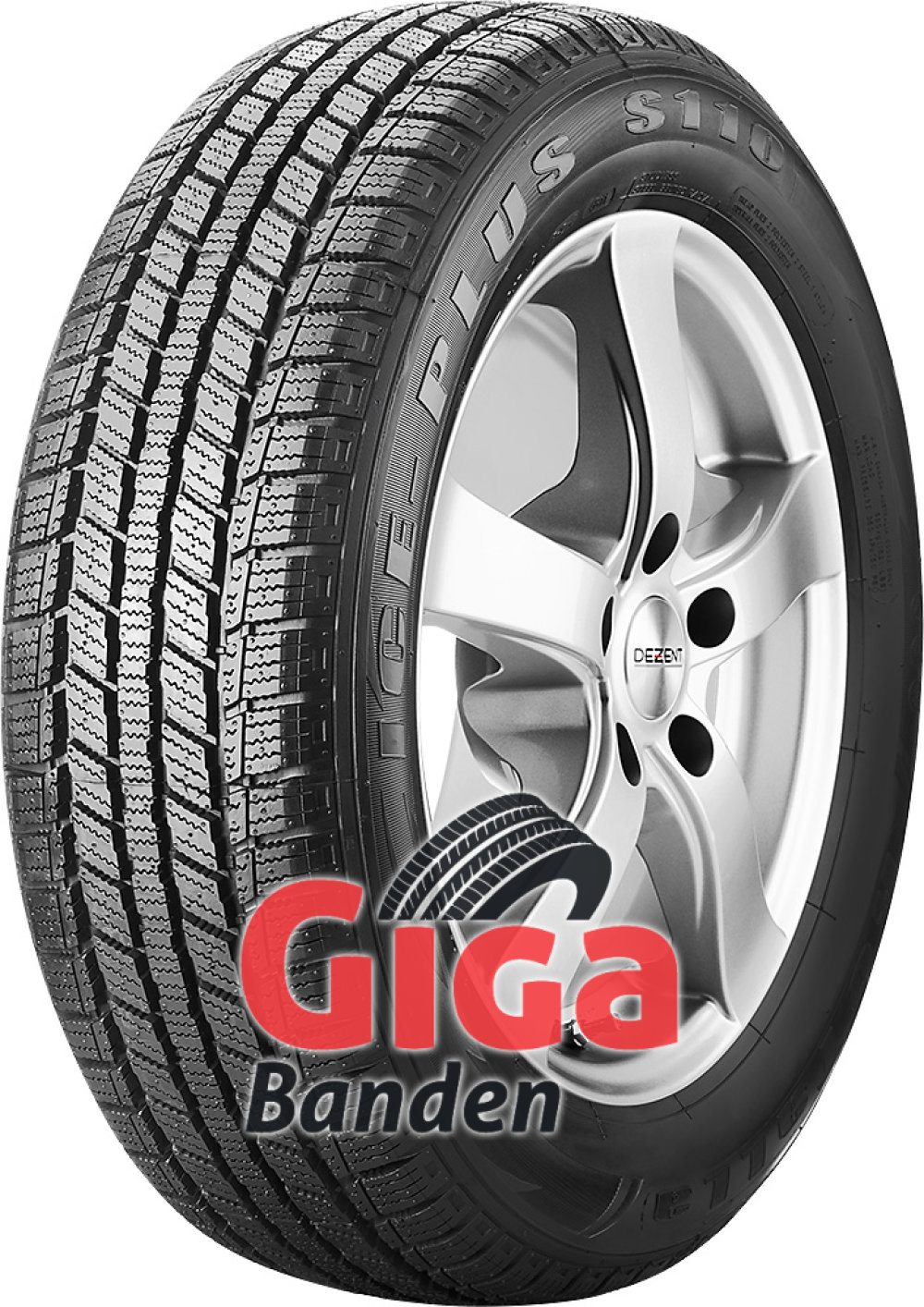 Rotalla Ice-Plus S110 ( 205/75 R16C 110/108R )