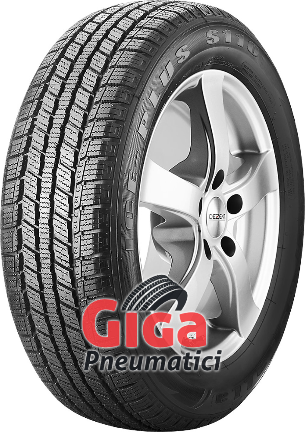 Rotalla Ice-Plus S110 ( 165/65 R15 81T )