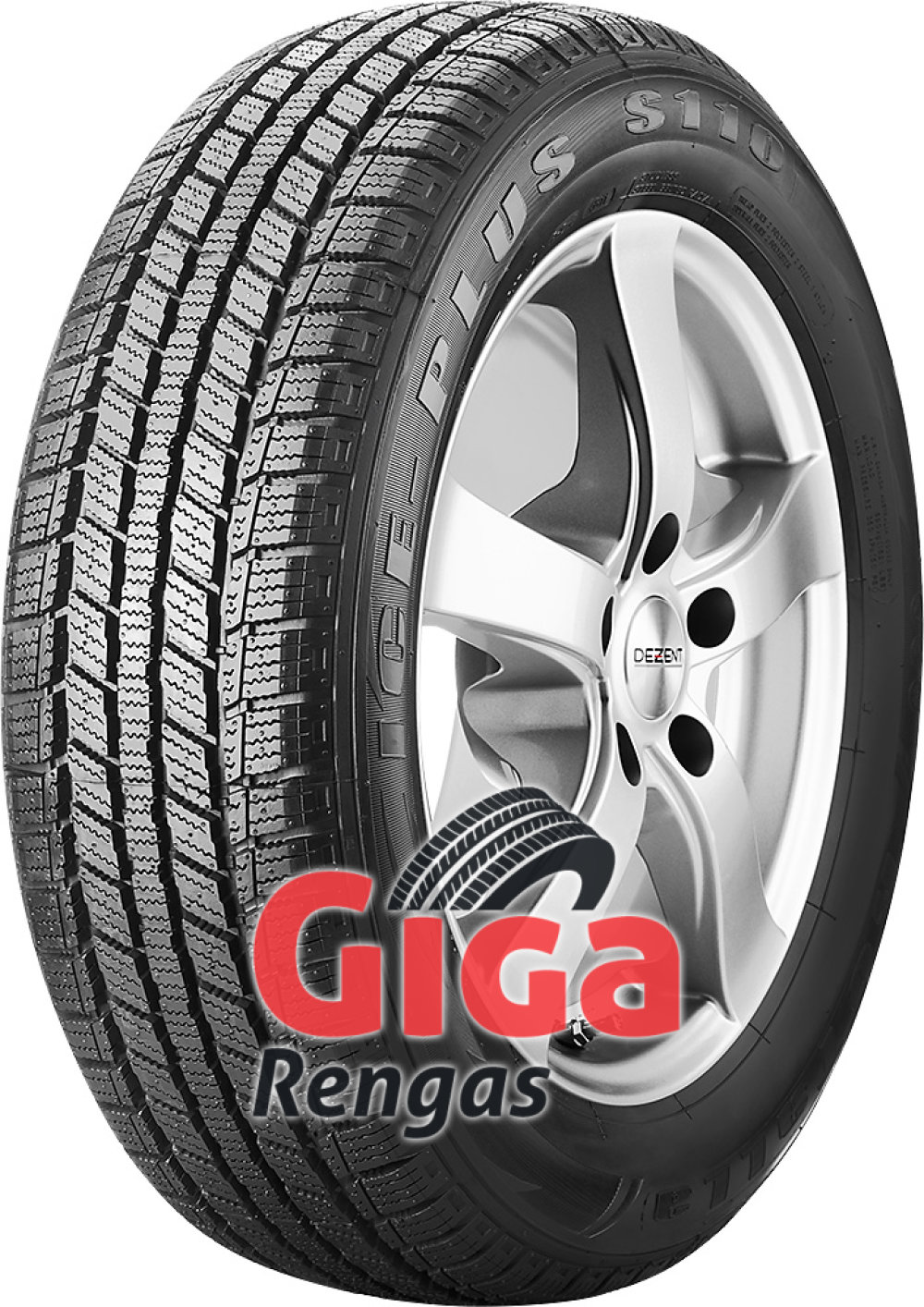 Rotalla Ice-Plus S110 ( 215/60 R16C 103/101R )