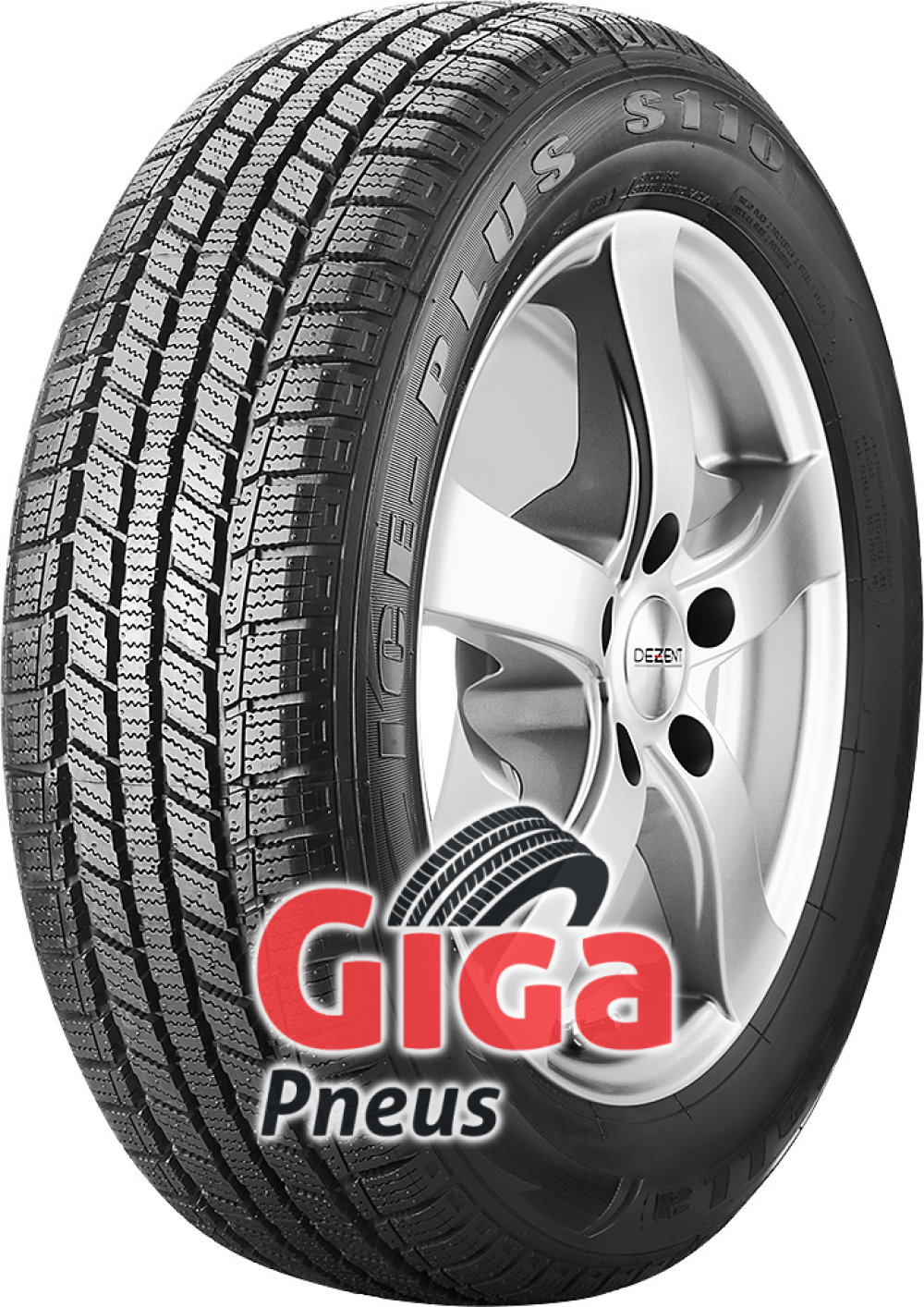 Rotalla Ice-Plus S110 ( 215/65 R16 98H )