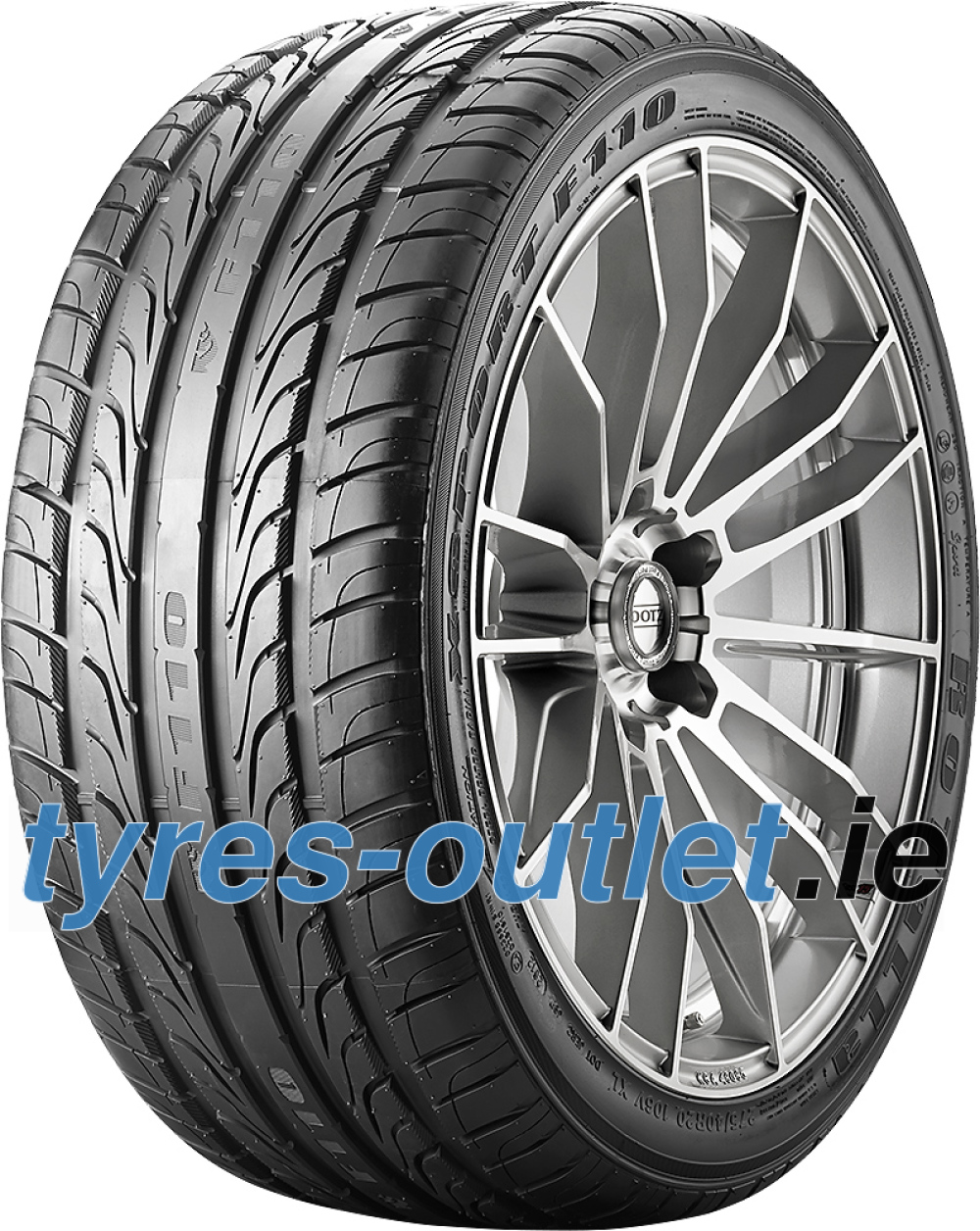 Rotalla XSport F110 ( 275/55 R20 117V XL with rim protection (MFS) )