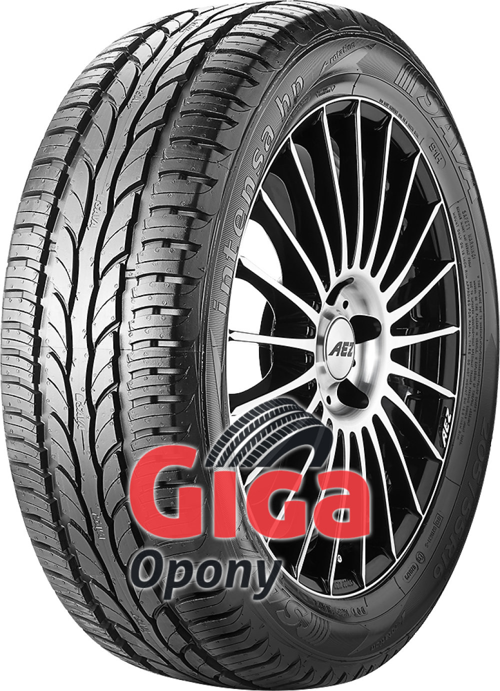Sava Intensa HP ( 205/65 R15 94H )