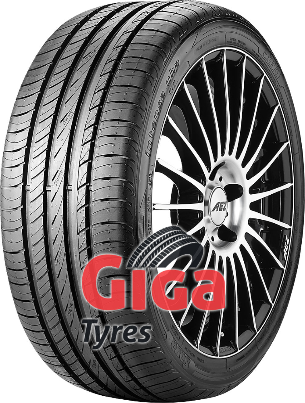 Sava Intensa UHP ( 245/40 R18 97Y XL with rim protection (MFS) )