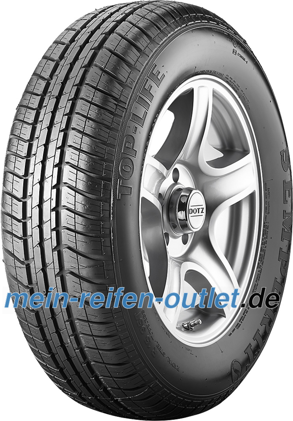 Semperit Top-Life M 701 ( 205/70 R15 95T )