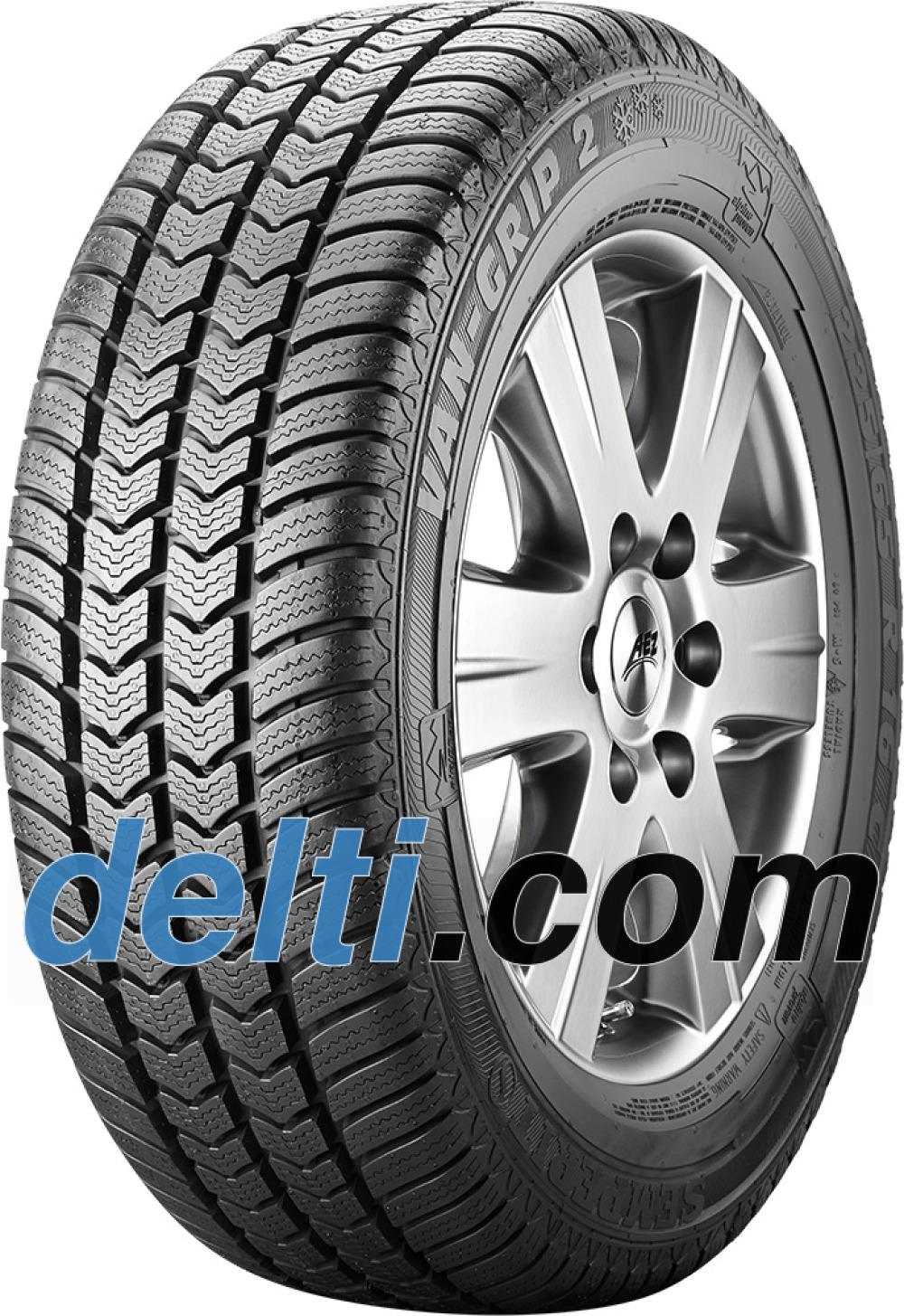 Semperit Van-Grip 2 ( 195/70 R15 97T RF )