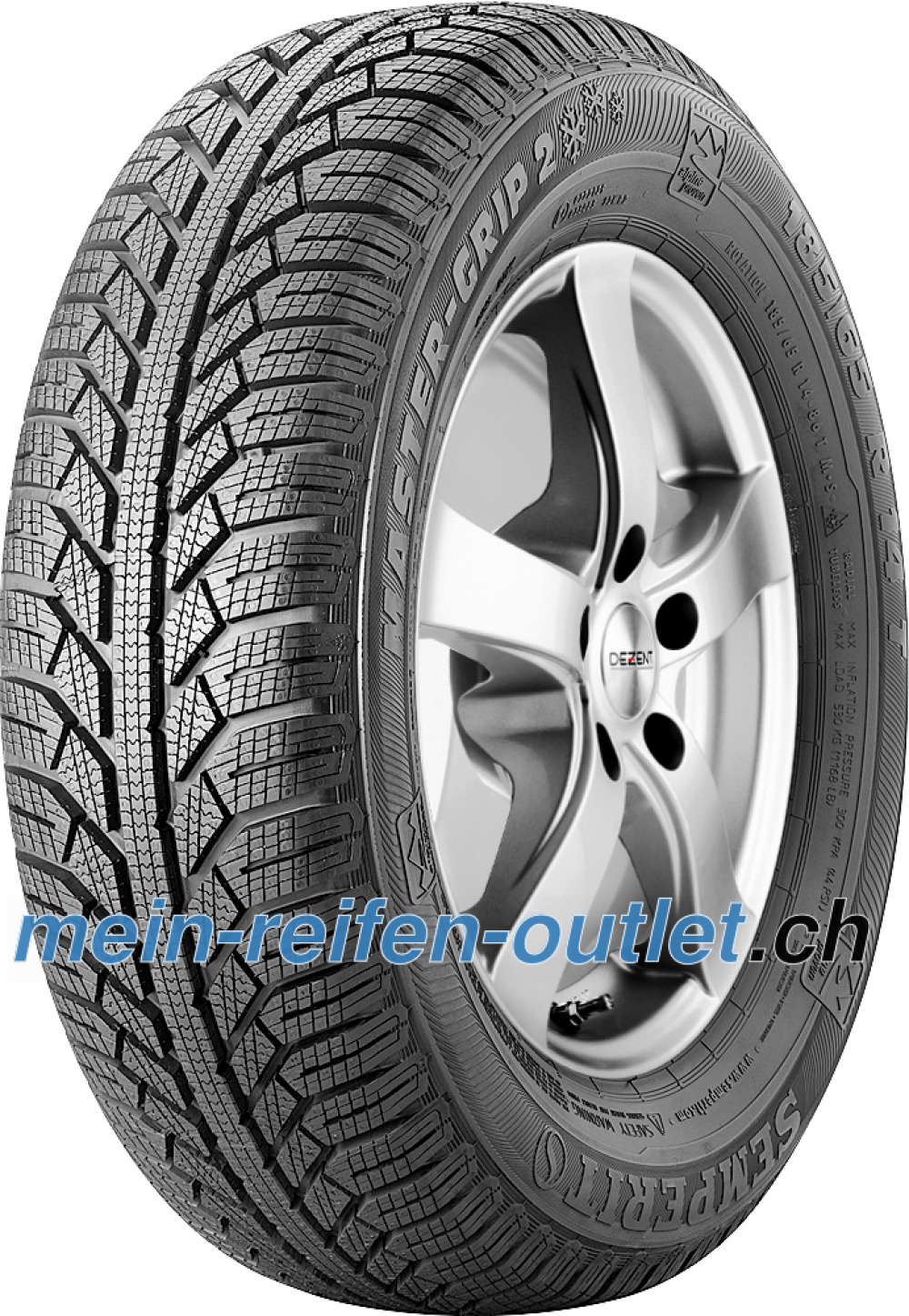 Semperit Master-Grip 2 ( 165/65 R15 81T )