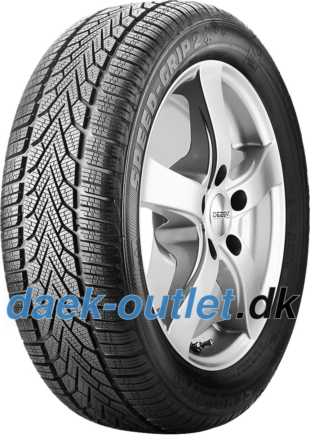 Semperit Speed-Grip 2 ( 225/60 R16 98H )