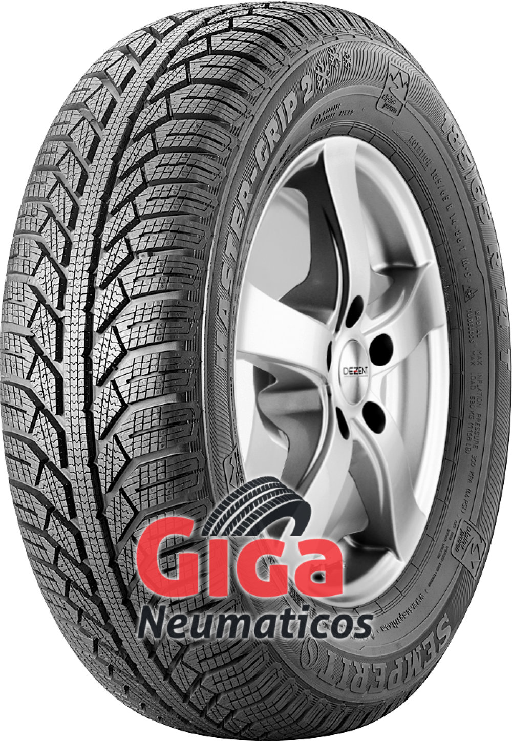 Semperit Master-Grip 2 ( 205/65 R15 94T )
