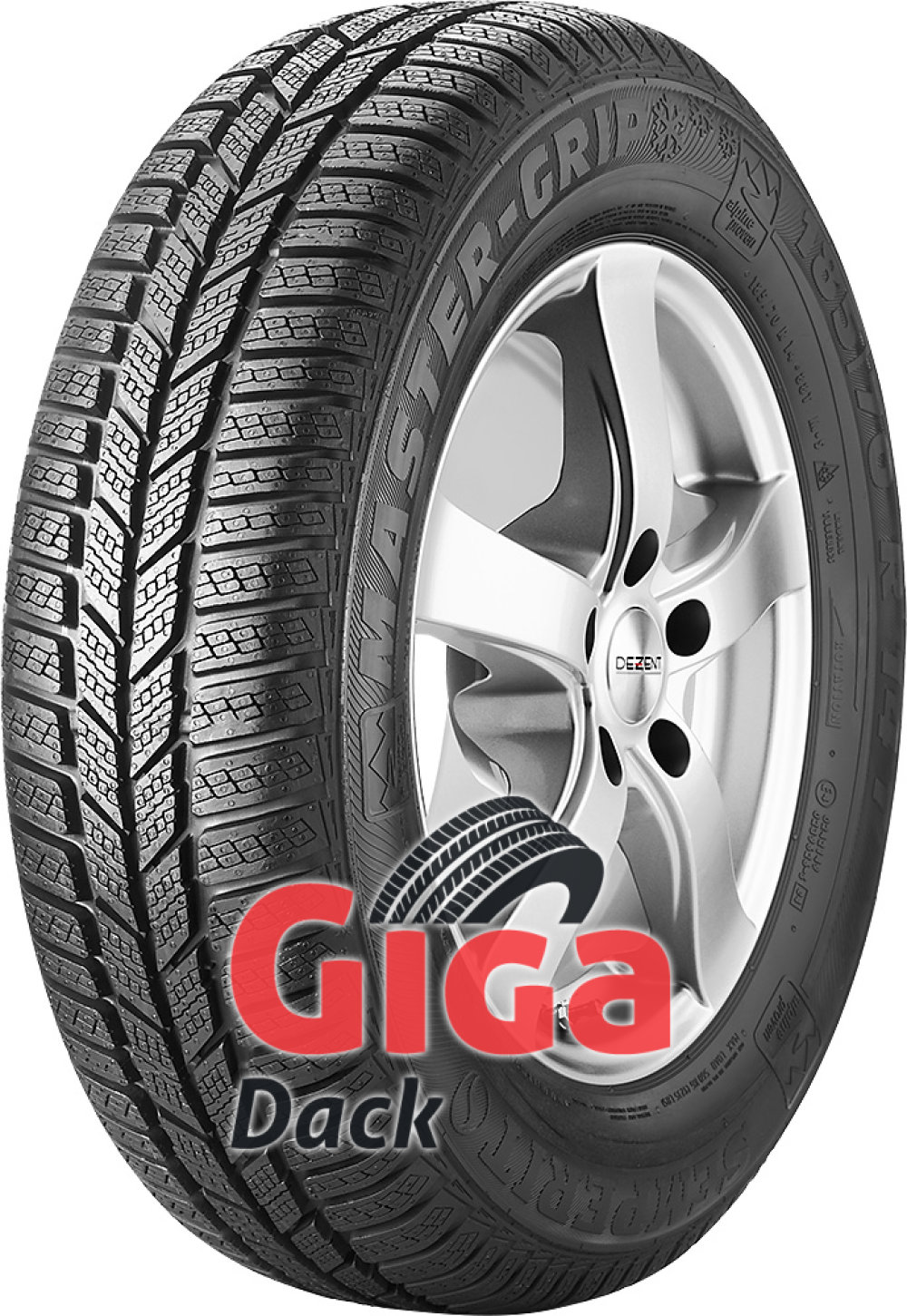 Semperit MASTER-GRIP ( 155/65 R15 77T )