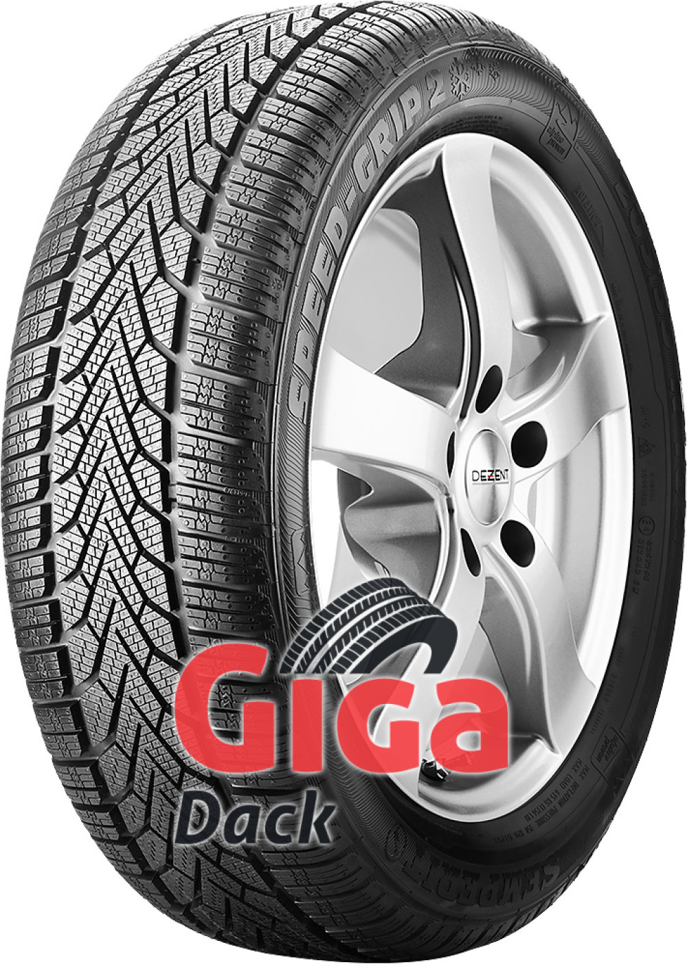 Semperit SPEED-GRIP 2 ( 195/55 R16 87T )