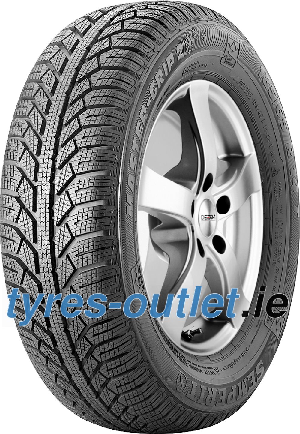 Semperit Master-Grip 2 ( 225/65 R17 102H with kerbing rib, SUV )