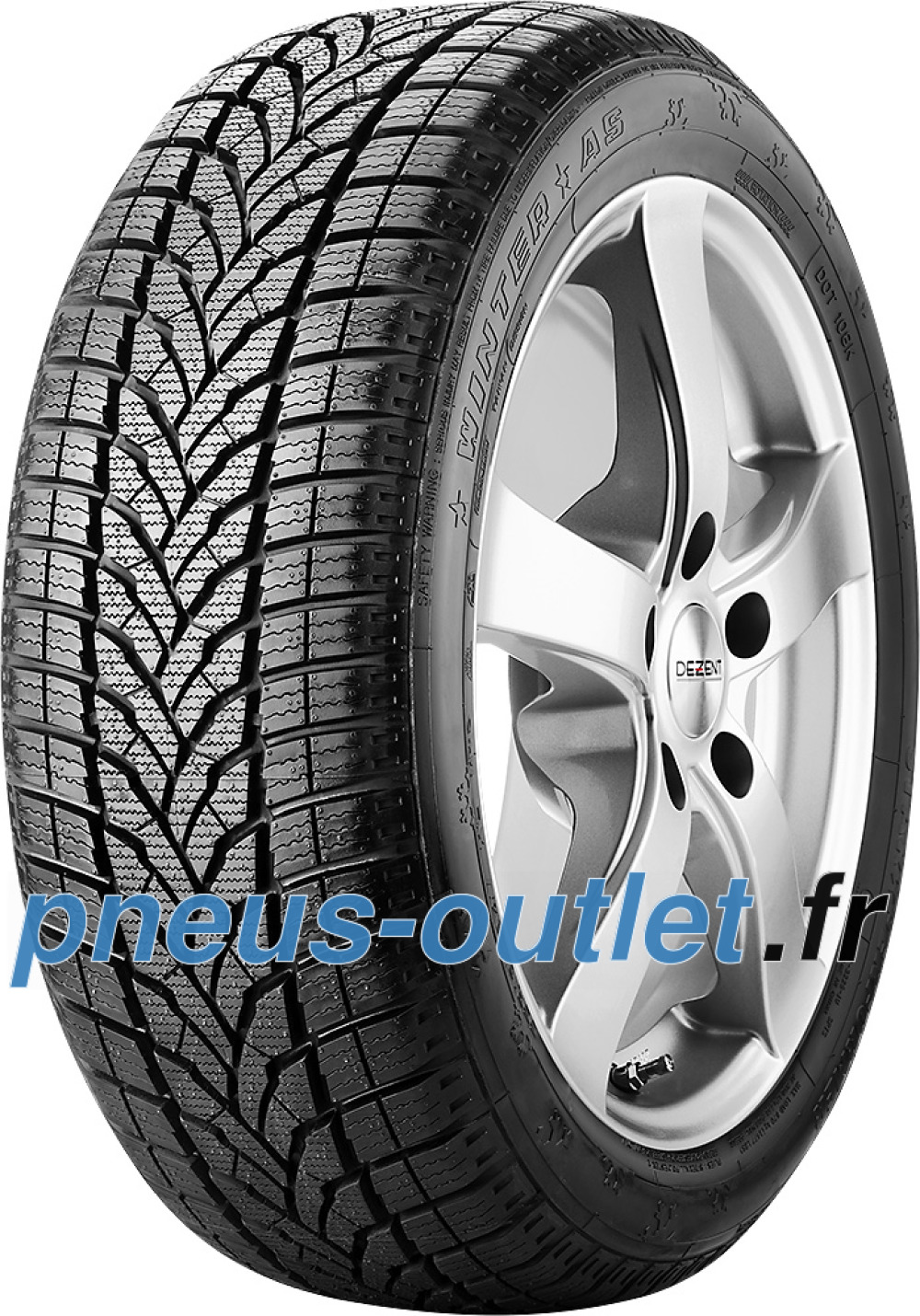 Star Performer SPTS AS ( 205/60 R16 92T , avec protège-jante (MFS) )