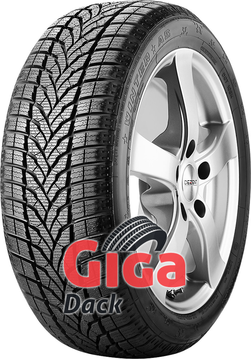 Star Performer SPTS AS ( 215/55 R16 93T , med fälg skyddslist (MFS) )