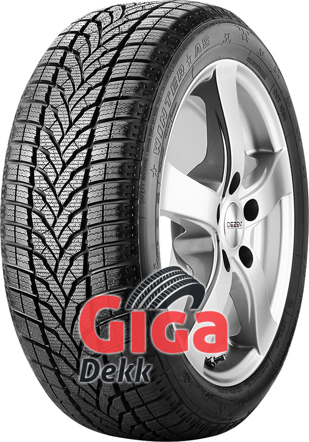 Star Performer SPTS AS ( 185/55 R15 86T XL , med felgbeskyttelse (MFS) )