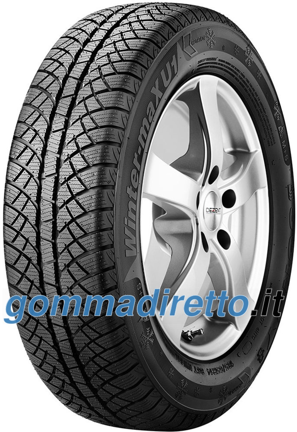 Image of Sunny Wintermax NW611 ( 175/70 R14 88T XL )