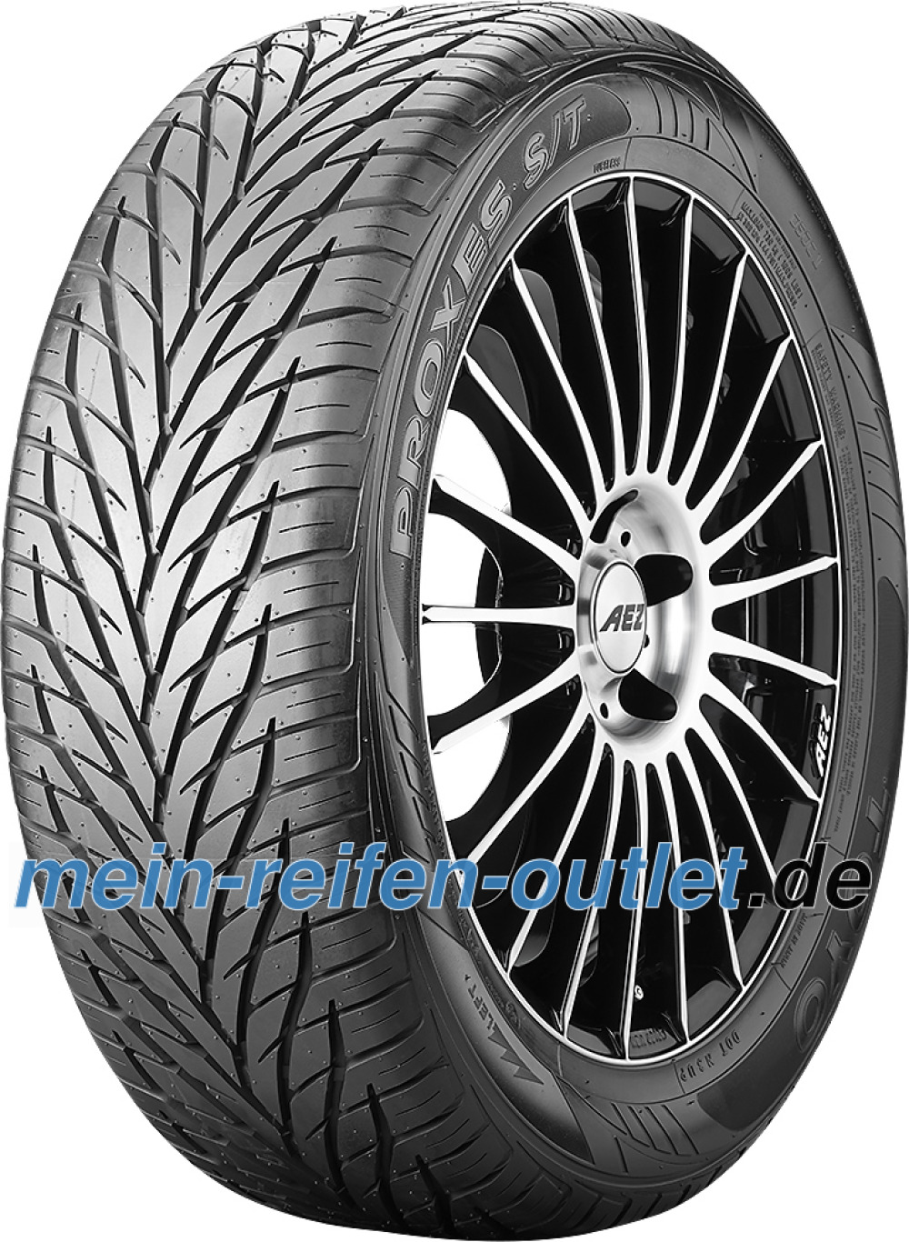 Toyo Proxes S/T ( 285/60 R18 116V RBL )