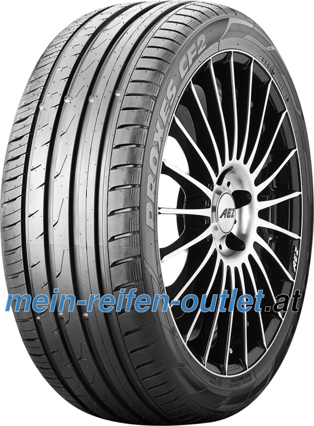 Toyo Proxes CF2 ( 215/70 R15 98H SUV )