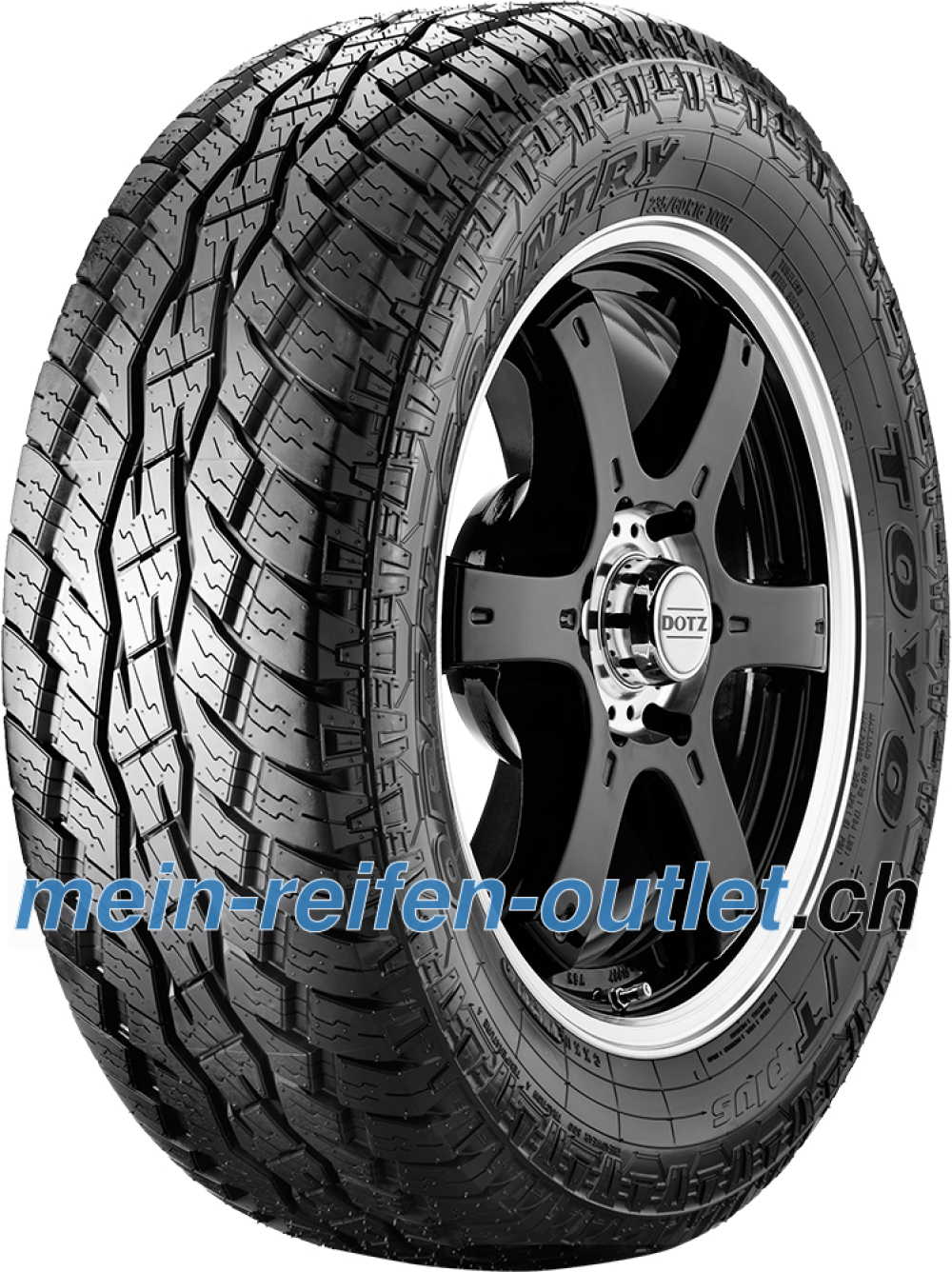 Toyo Open Country A/T+ ( 235/60 R16 100H )