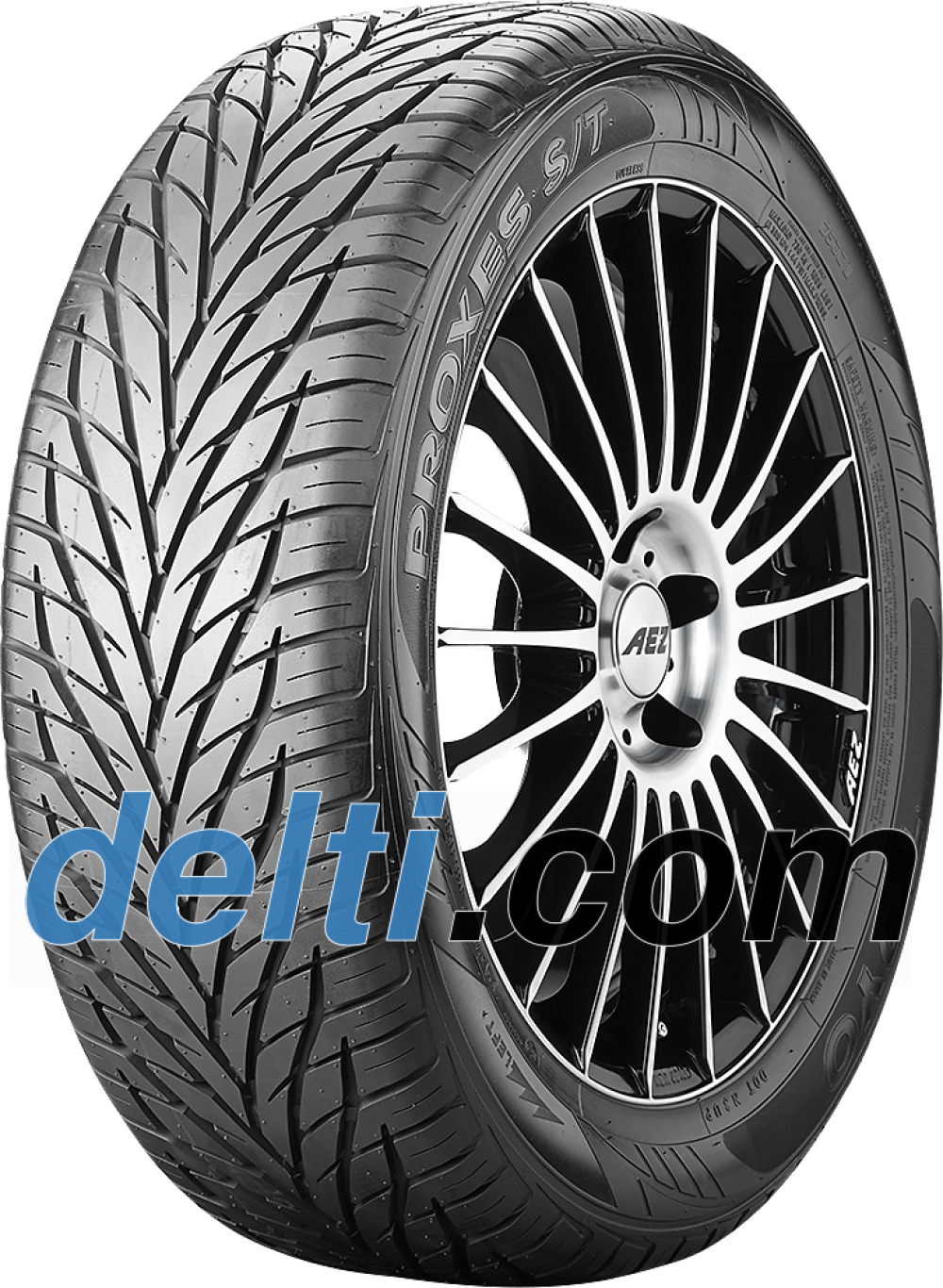 Toyo Proxes S/T ( 295/30 R22 103Y RF RBL )