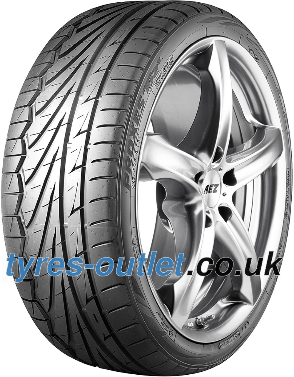 Toyo Proxes TR9. Only 9.9 £