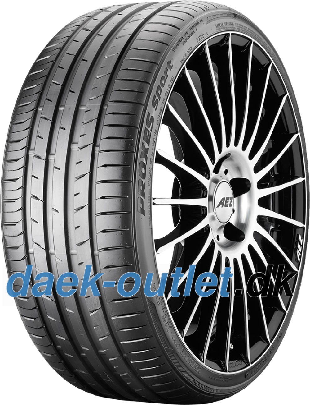 Toyo Proxes Sport ( 235/50 ZR18 101Y XL )