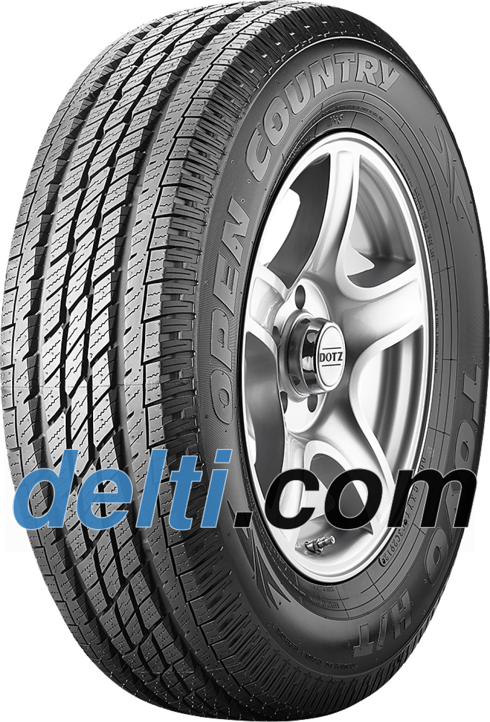 Toyo Open Country H/T ( 265/65 R17 112H )