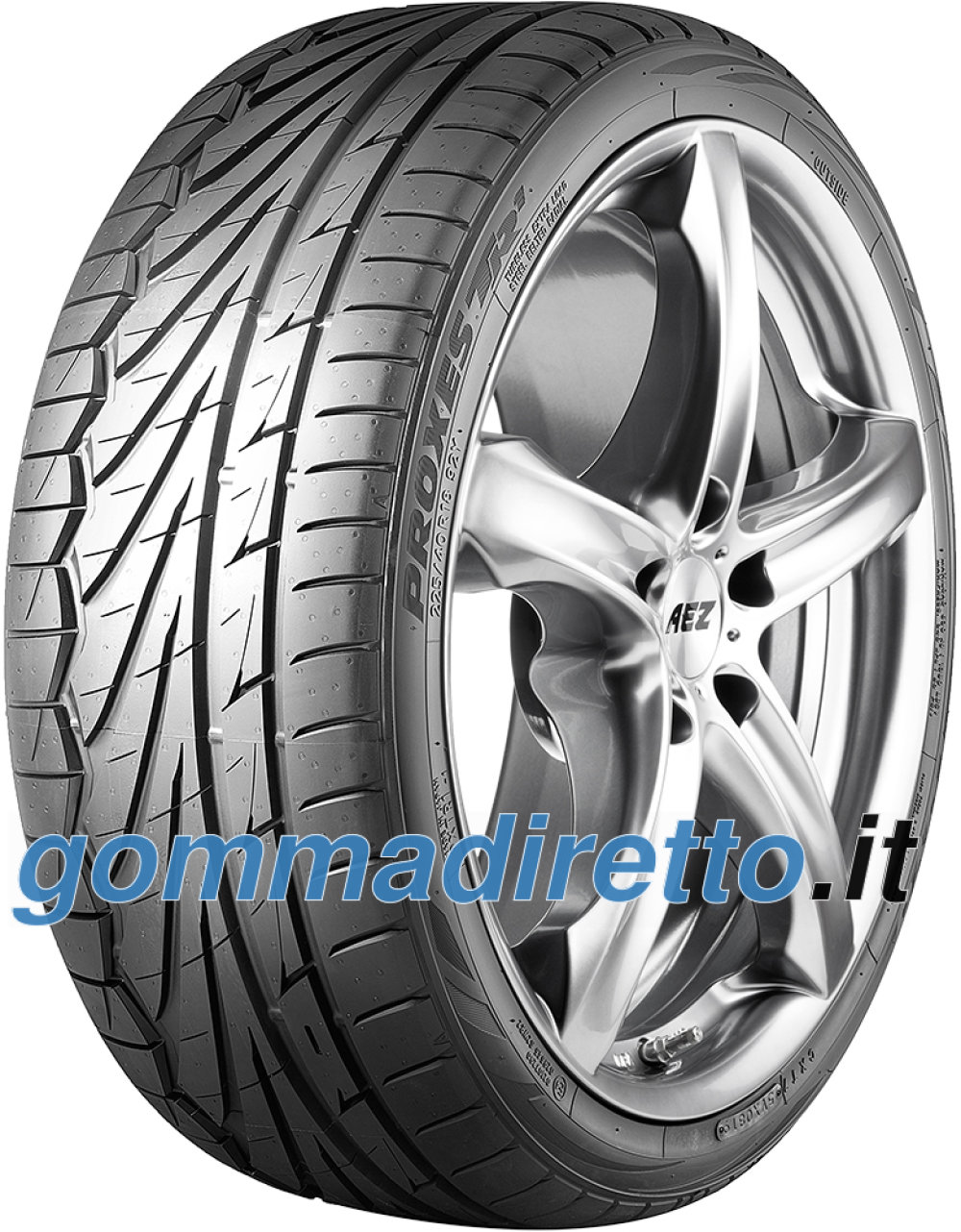 Image of Toyo Proxes TR1 ( 195/50 R15 82V )