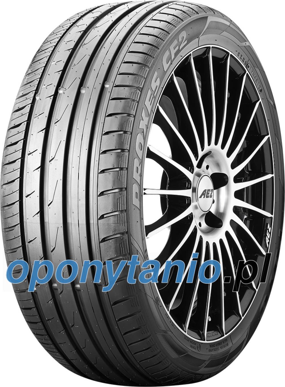 Toyo Proxes Cf2 20555 R16 91v Oponytaniopl