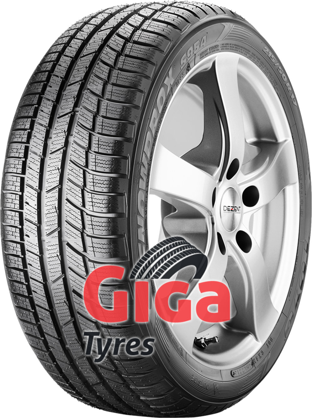 Toyo Snowprox S 954 ( 225/45 R18 95V XL , with rim protection ridge (FSL) )