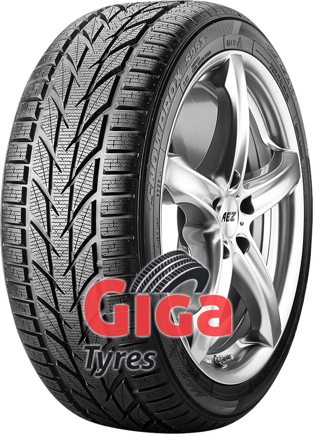 Toyo Snowprox S 953 ( 245/45 R17 99V XL , with rim protection ridge (FSL) )