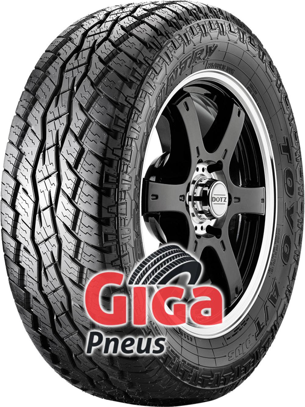 achetez des pneus toyo open country a t 205 70 r15 96s bon march pneus. Black Bedroom Furniture Sets. Home Design Ideas