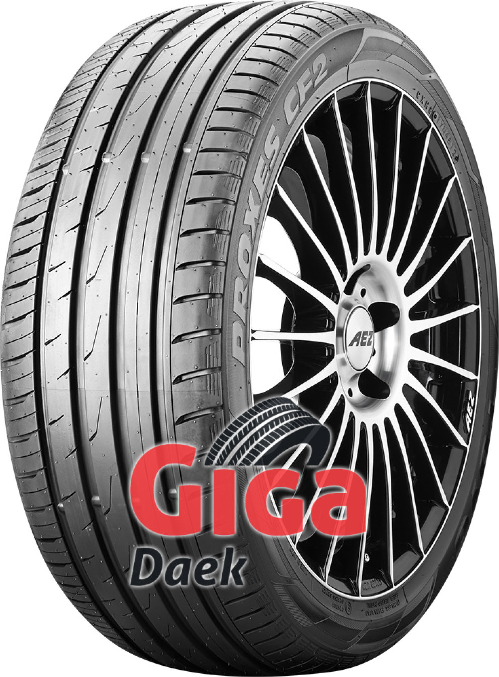 Toyo Proxes CF2 ( 235/65 R18 106H SUV )