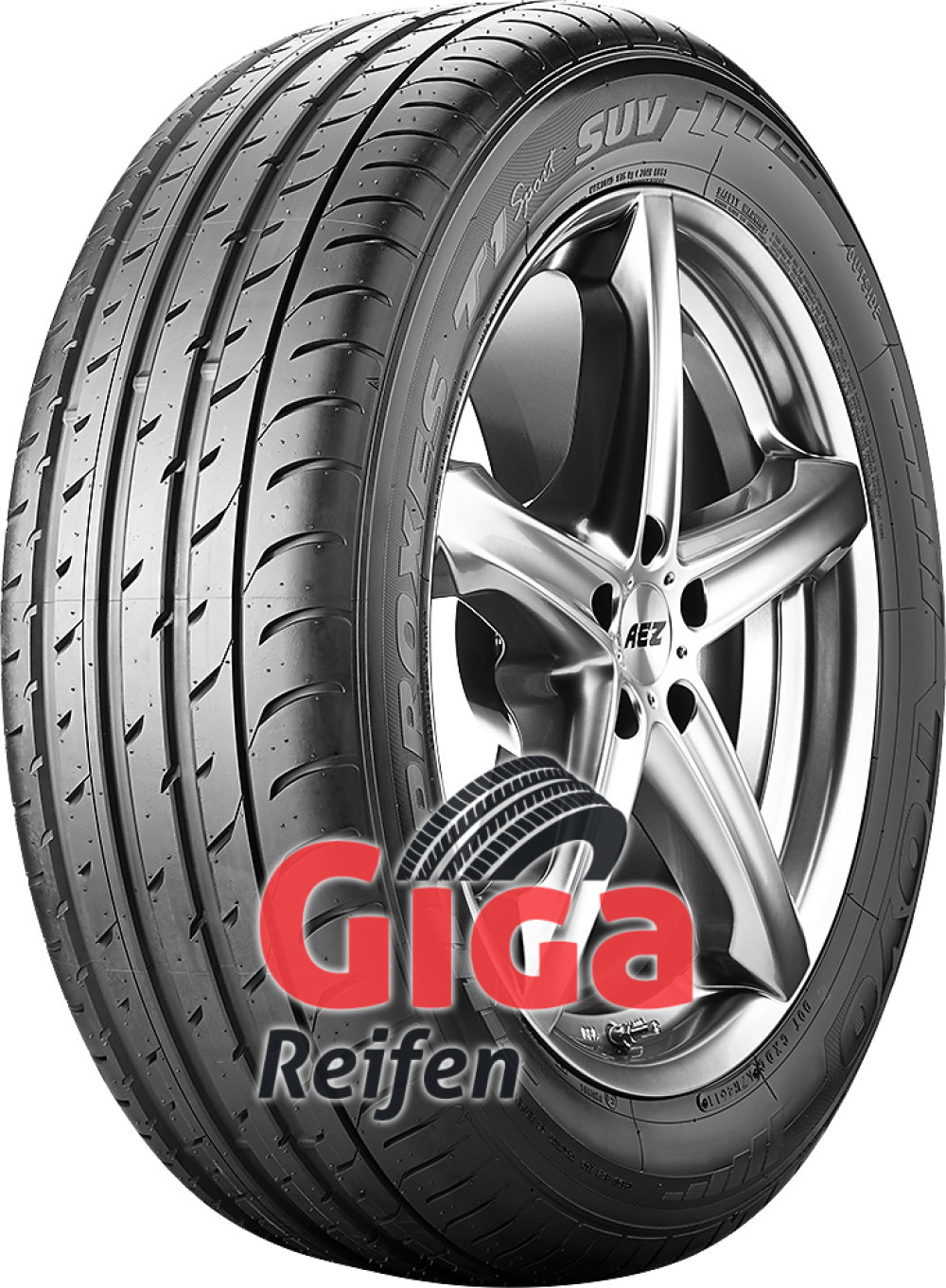 Toyo Proxes T1 Sport SUV ( 225/55 R19 99V )