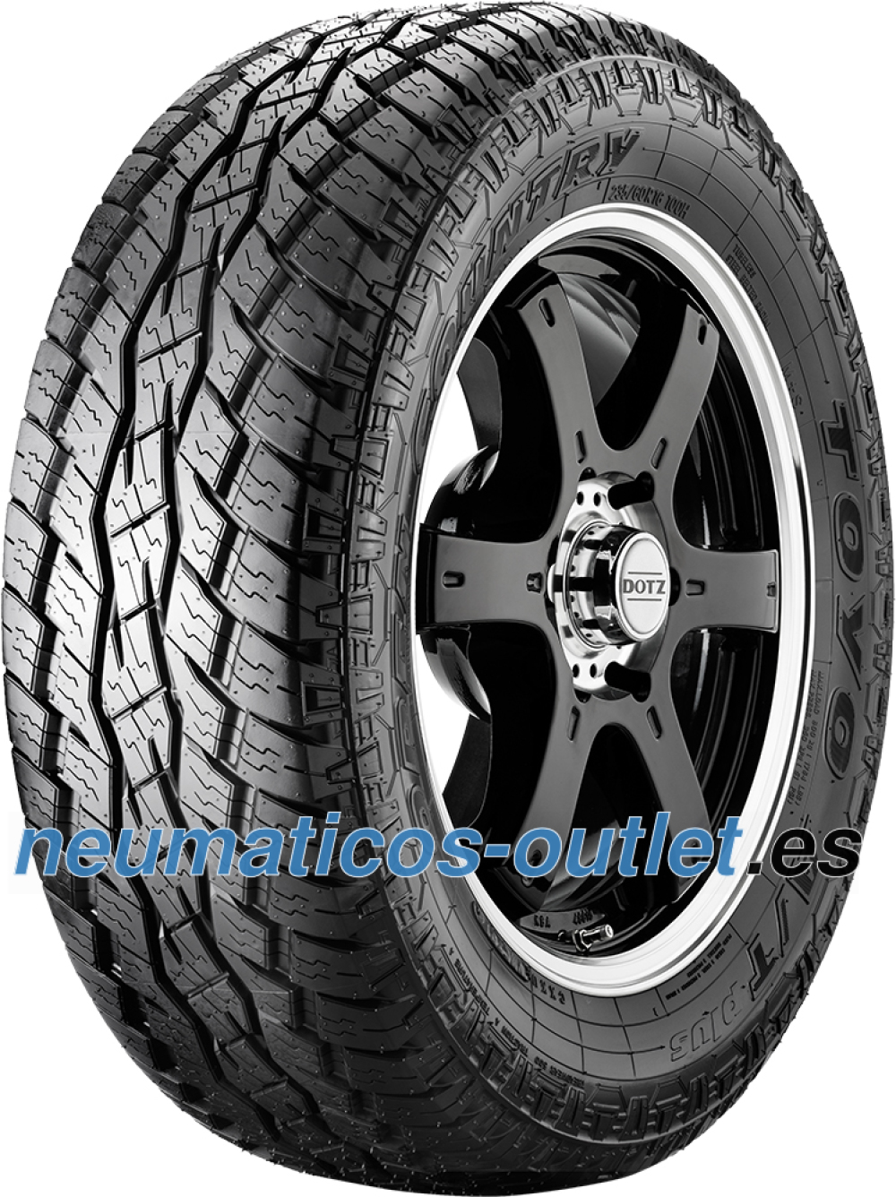 Toyo Open Country A/T+ ( 245/70 R17 114H XL )
