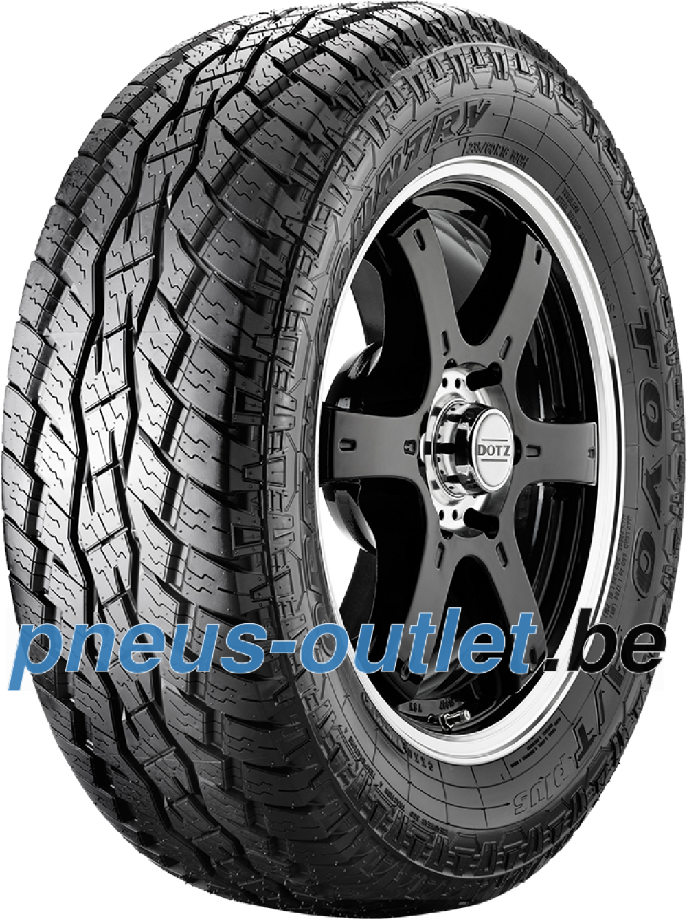 Toyo Open Country A/T+ ( 265/70 R15 112T )