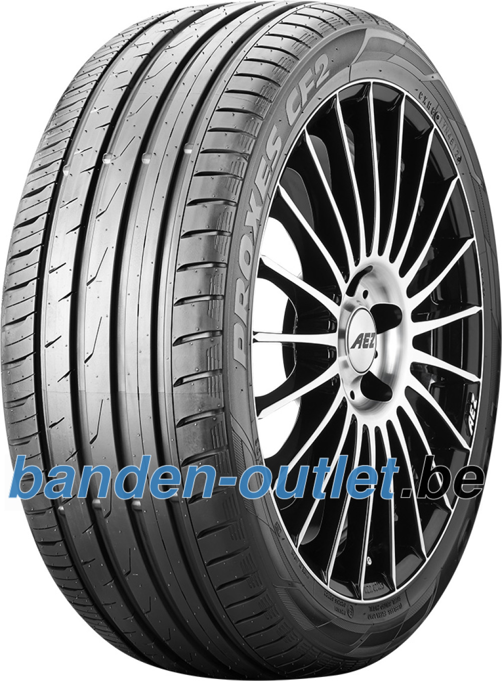 Toyo Proxes CF2 ( 215/70 R16 100H SUV )