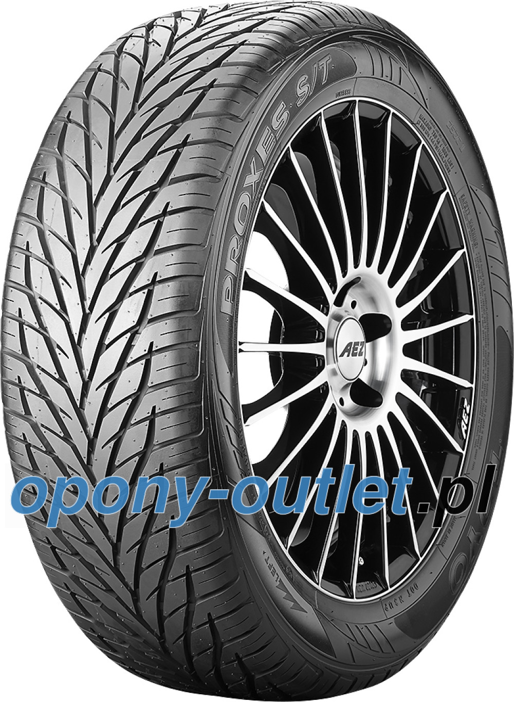 Toyo Proxes S/T ( 245/70 R16 107V )