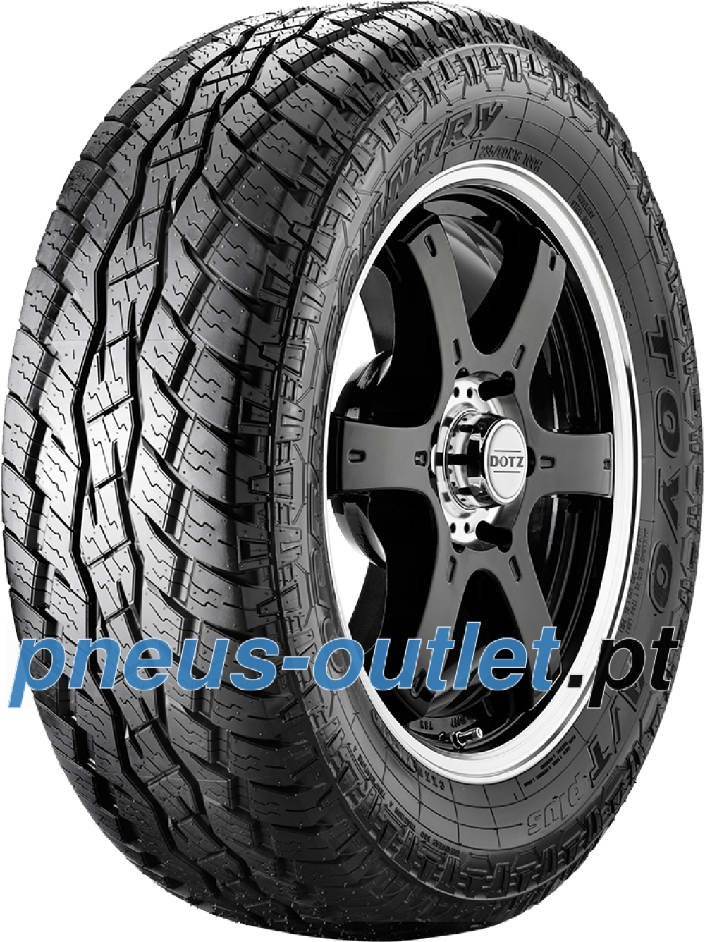 Toyo Open Country A/T+ ( 245/70 R16 111H XL )