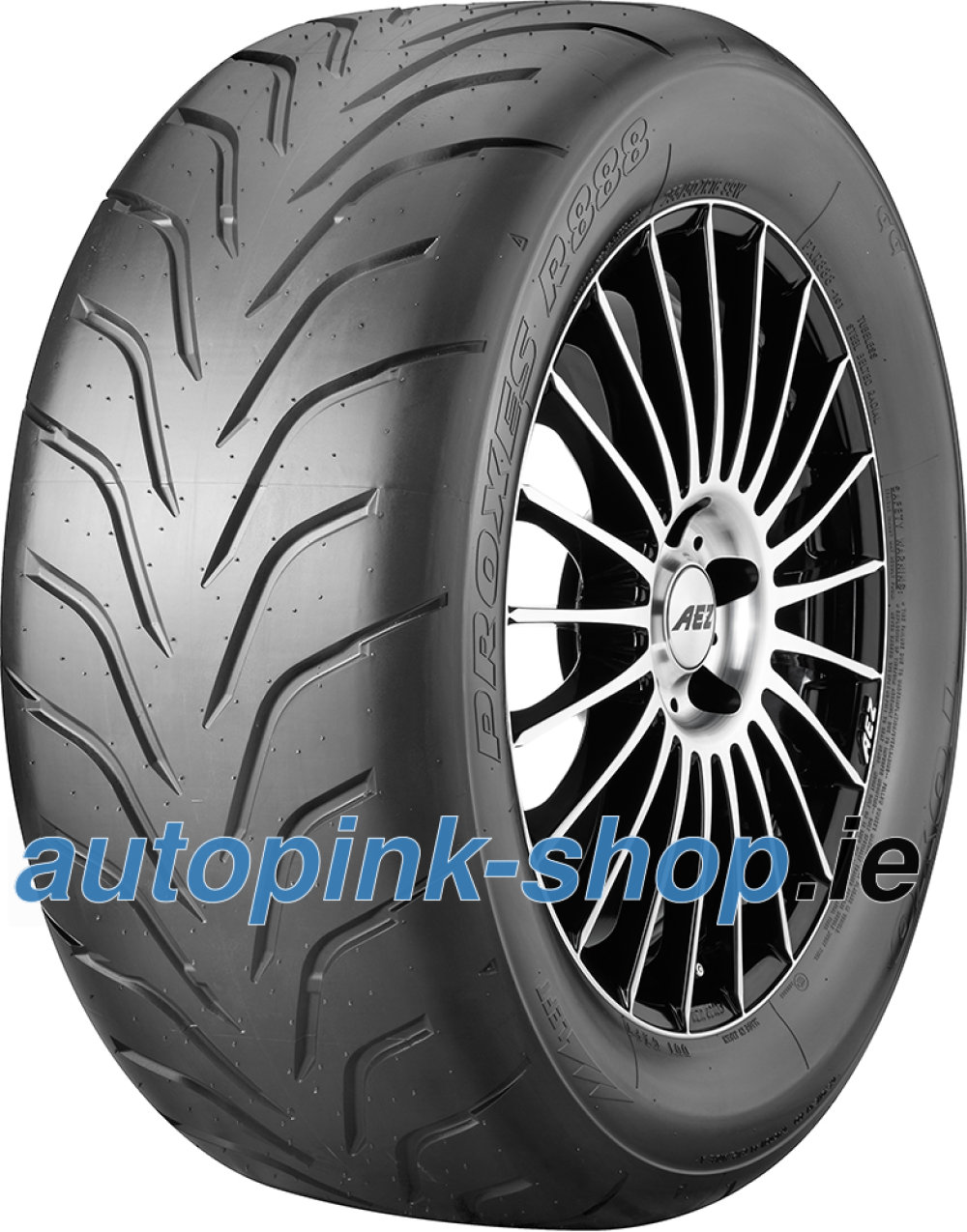 Toyo Proxes R888 all/_ Season Radial Tire-255//50R16 99W