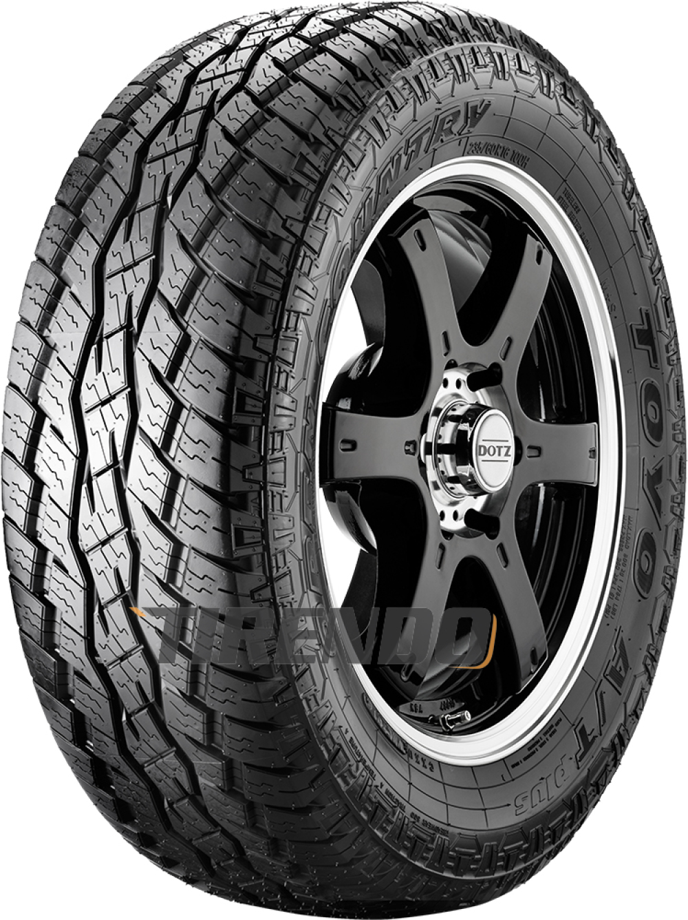 Toyo Open Country A/T+ ( 285/60 R18 120T XL )
