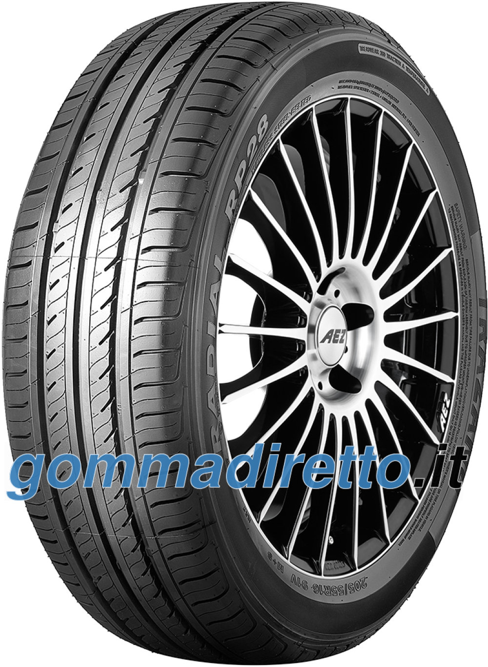 Image of Trazano RP28 ( 155/65 R13 73T )