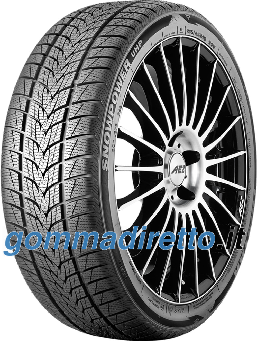 Image of Tristar Snowpower UHP ( 215/40 R18 89V XL )