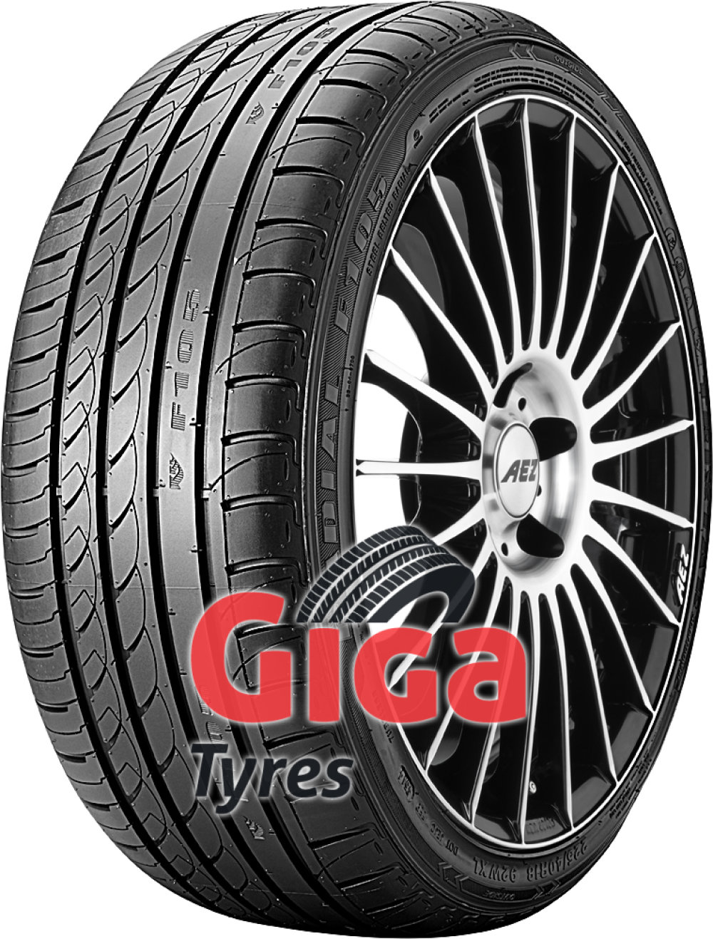 Tristar Radial F105 ( 255/45 R18 103W XL with rim protection (MFS) )