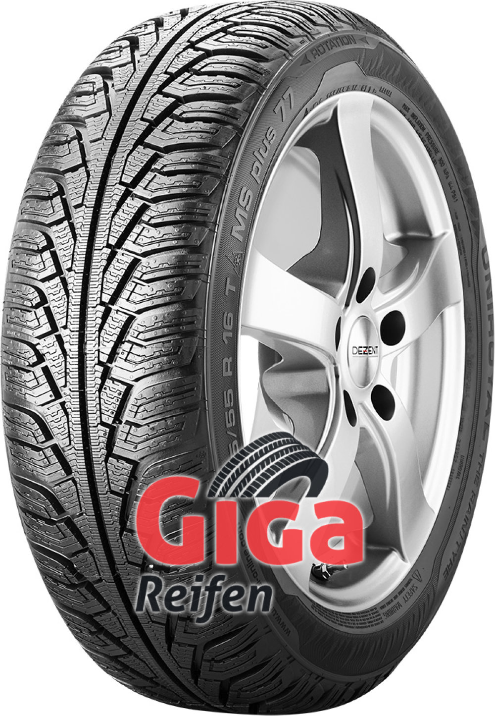Uniroyal MS Plus 77 ( 225/60 R16 98H )