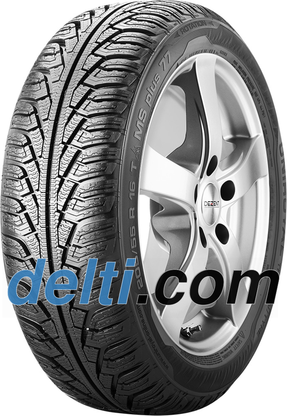 Uniroyal MS Plus 77 ( 195/65 R15 91T )