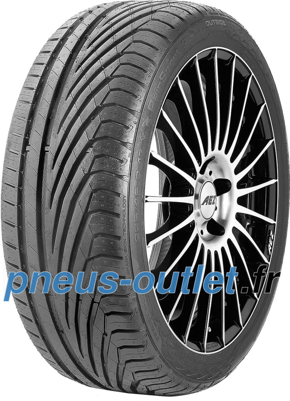Uniroyal RainSport 3 ( 205/55 R15 88V )